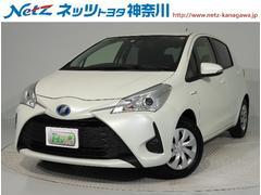 ヴィッツハイブリッドF   Toyota Safery Sense