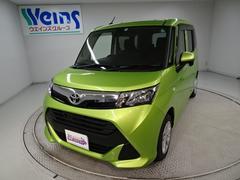 タンクX S 元社用車・禁煙車・スマアシ・CD
