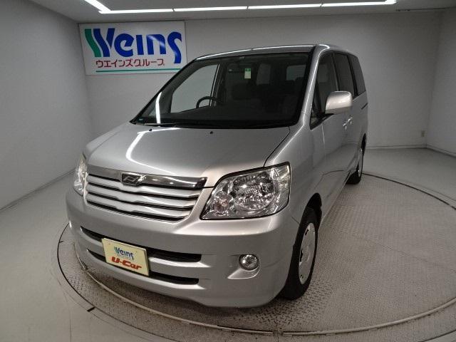 トヨタ X Vセレクション HID 8人乗り オーディオレス
