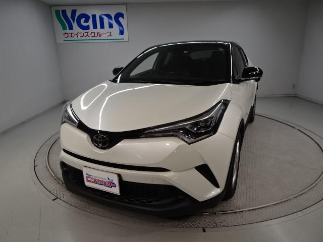 トヨタ S-T LEDエディション 登録済未使用車 セーフティセンス