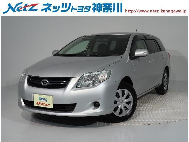 トヨタ 1.5X Gエディション純正ナビ・ETC