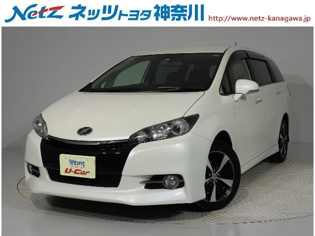 トヨタ 1.8Sモノトーン メモリーナビ ワンセグTV
