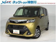 タンクG S 当社社用車・衝突軽減ブレーキ・SDナビ・両側電動ドア