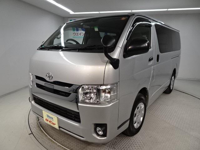 ハイエースバン DX GLパッケージ(トヨタ)