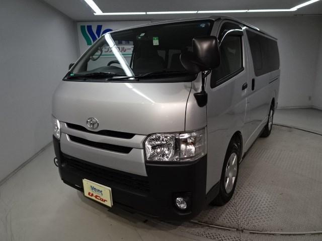 ハイエースバン DX 4ドア マニュアル ガソリン キーレスキー(トヨタ)