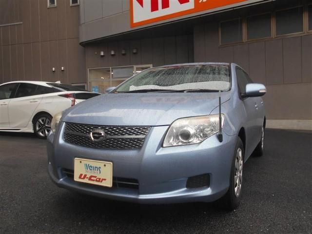 トヨタ 1.5X HIDセレクション ワンオーナー DVDナビ