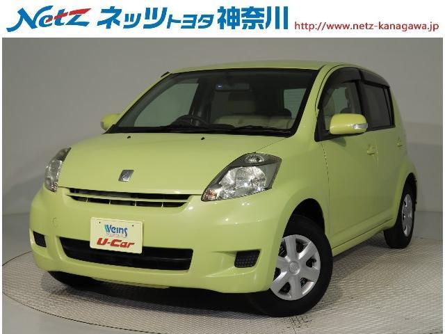 トヨタ X Fパッケージ 純正CDチューナー・ETC付・スマートキー