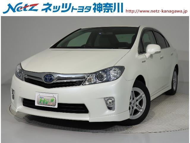 トヨタ S ASパッケージ HDDナビ・フルセグ・ETC