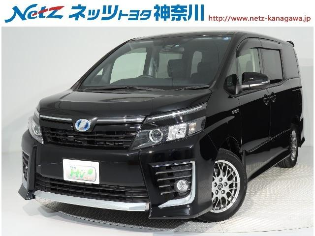 トヨタ ハイブリッドZS フルセグ・SDナビ・バックモニター・ETC