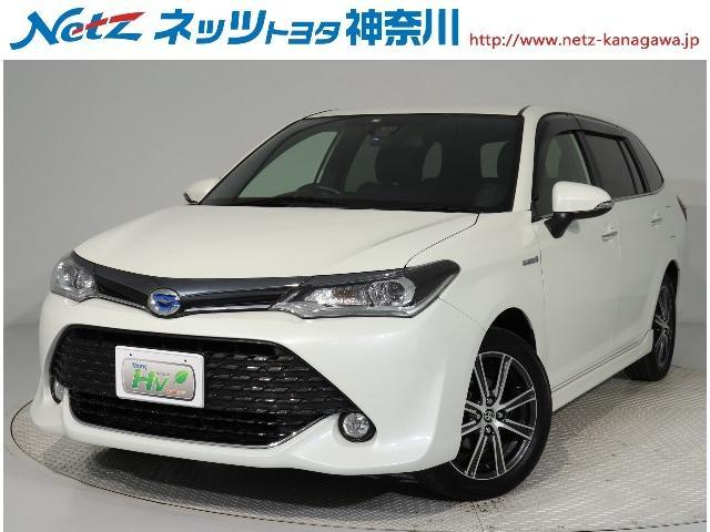 トヨタ ハイブリッドG エアロツアラー SDナビ・ワンセグTV・