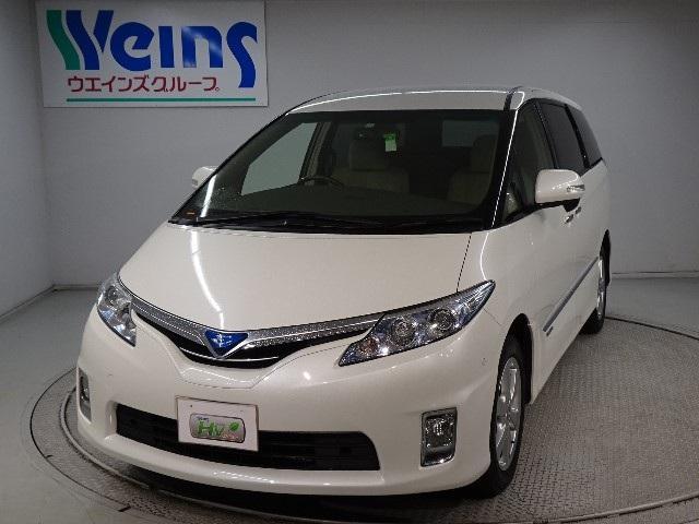 トヨタ G ワンオーナー・HDDナビ・11.2万キロ