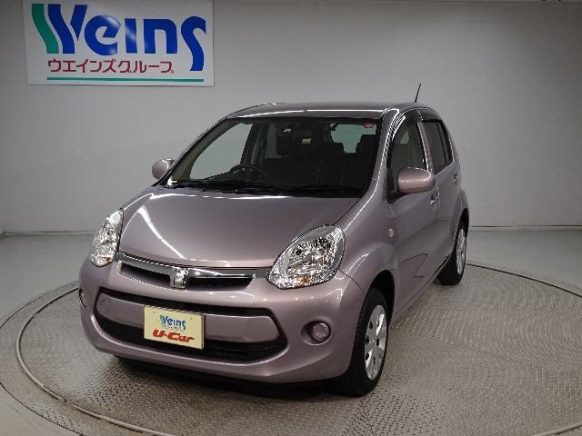 トヨタ 1.0X Lパッケージ・キリリ ナビ ETC スマ-トキ-