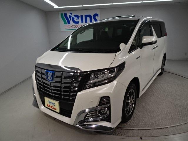 トヨタ SR・サンルーフ・メモリーナビ・ETC