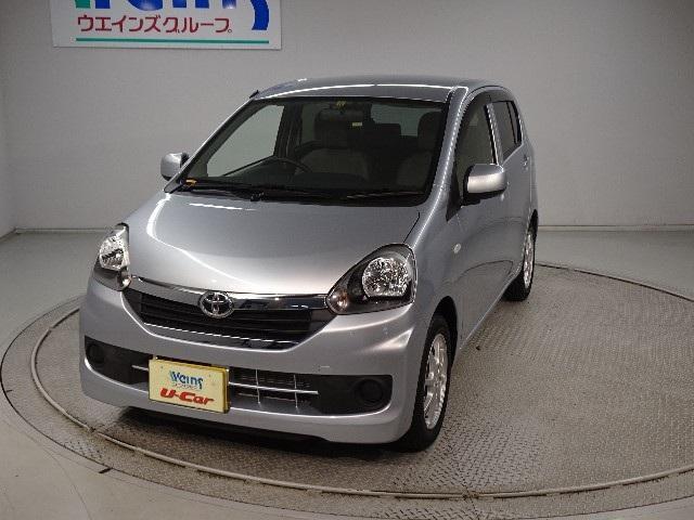 トヨタ X 純正ナビ・ETC・アルミホイール・0.3万キロ