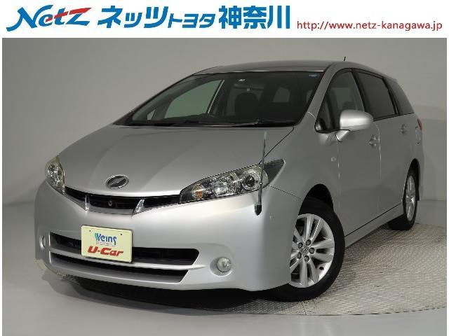 トヨタ 1.8S 32363キロ ナビフルセグBモニタETC