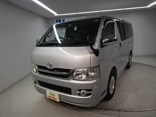 トヨタ ロングスーパーGL・HDDナビ・後席モニター