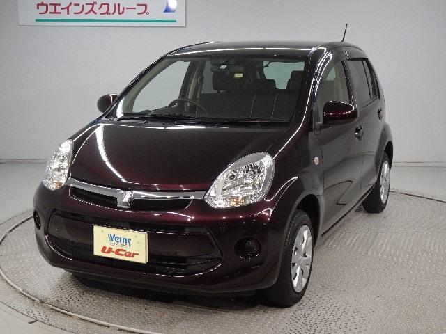 トヨタ 1.0X Lパッケージ・キリリ 新品メモリーナビ・ワンセグ