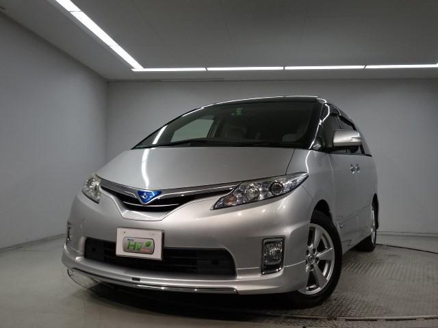トヨタ X・HDDナビ・両側自動ドア・クルーズコントロール