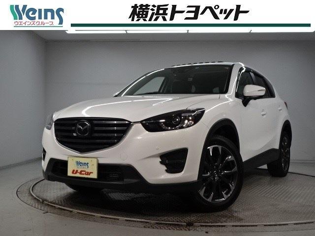 「マツダ」「CX-5」「SUV・クロカン」「神奈川県」の中古車