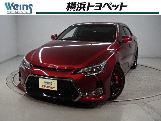 トヨタ 250G Sパッケージ G's 稀少カラー SDナビ Bモニ