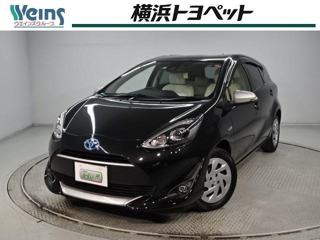 アクア(トヨタ) Gソフトレザーセレクション 中古車画像
