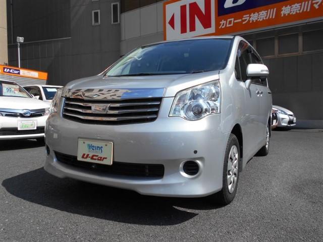トヨタ X スマートエディション 7人乗り メモリーナビ 両パワスラ