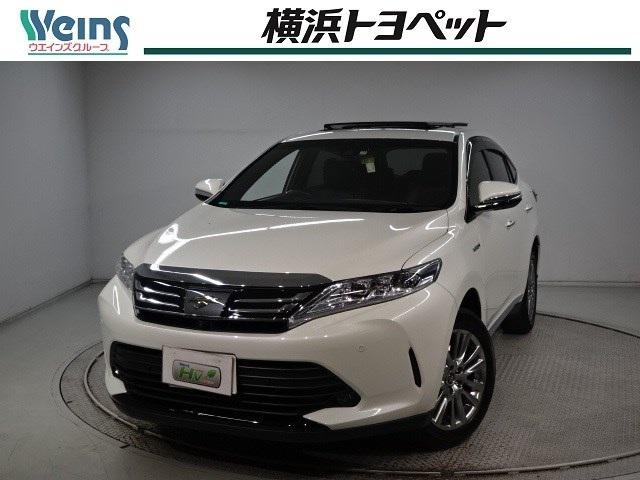トヨタ プログレス 衝突軽減システム・サンルーフ・メモリーナビ