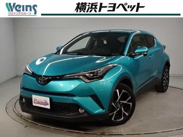 「トヨタ」「C-HR」「SUV・クロカン」「神奈川県」の中古車