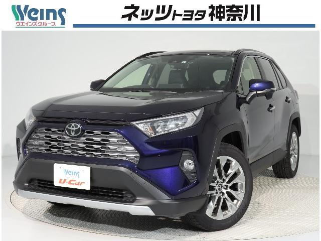 「トヨタ」「RAV4」「SUV・クロカン」「神奈川県」の中古車