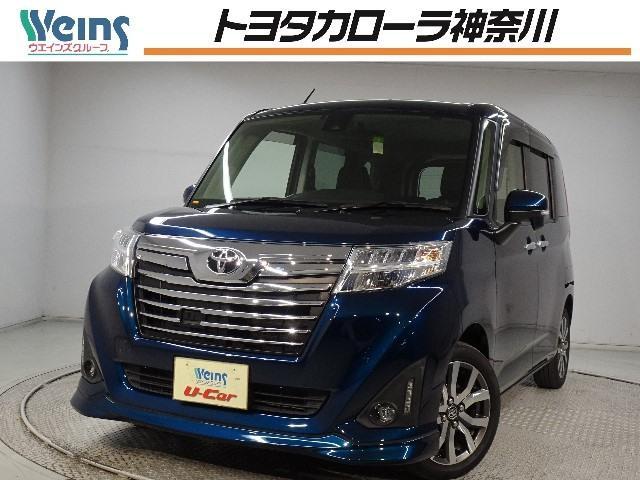 トヨタ カスタムG-T 純正ワンセグSDナビ カメラ Wパワスラ付