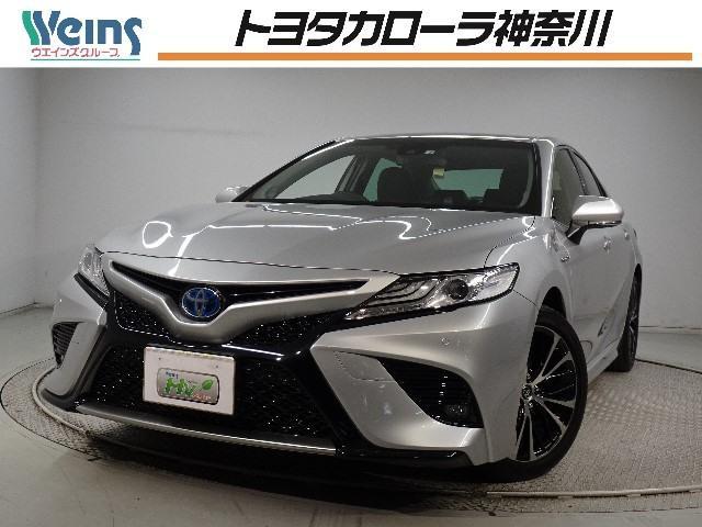 トヨタ WS レザーパッケージ 当社試乗車 BSM RCTA JBL