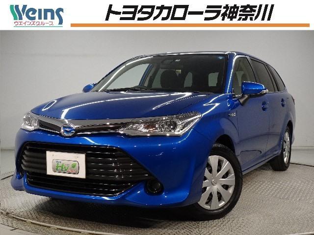 「トヨタ」「カローラフィールダー」「ステーションワゴン」「神奈川県」の中古車
