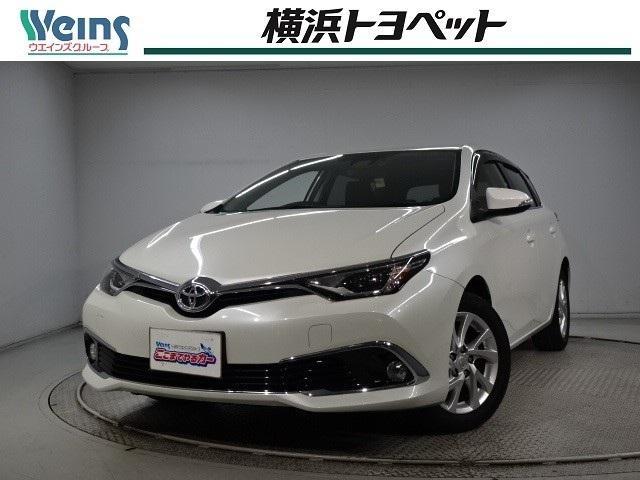「トヨタ」「オーリス」「コンパクトカー」「神奈川県」の中古車