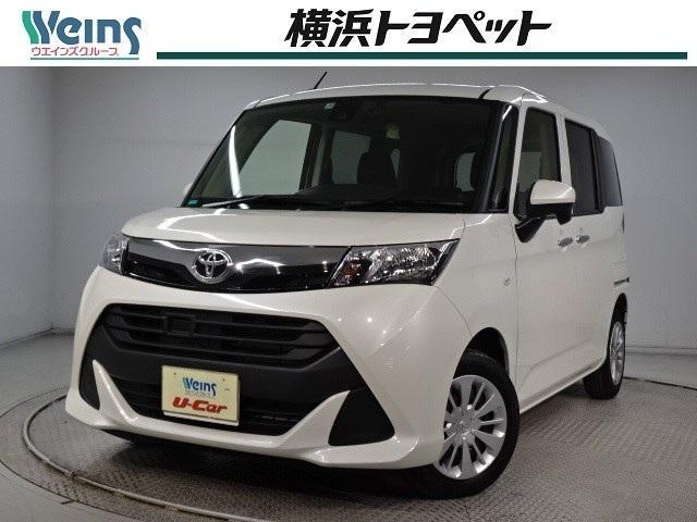 トヨタ X S 走行3025キロ スマアシ Mナビ バックカメラ