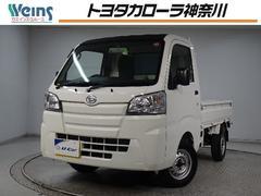 ハイゼットトラックスタンダード 4WD 5速マニュアル 2.6万km