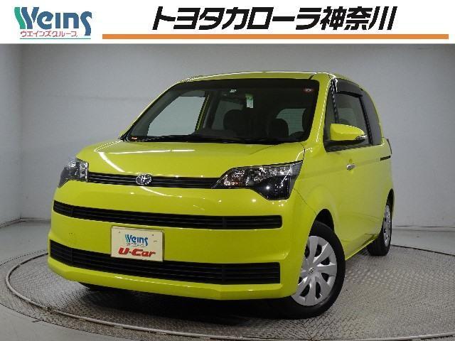 トヨタ X 電動スライドドア ワンオーナー 新品ブルートゥースナビ
