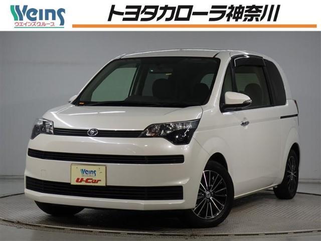 トヨタ 1.3X スマートエントリー&ドレスアップ+ナビレディP