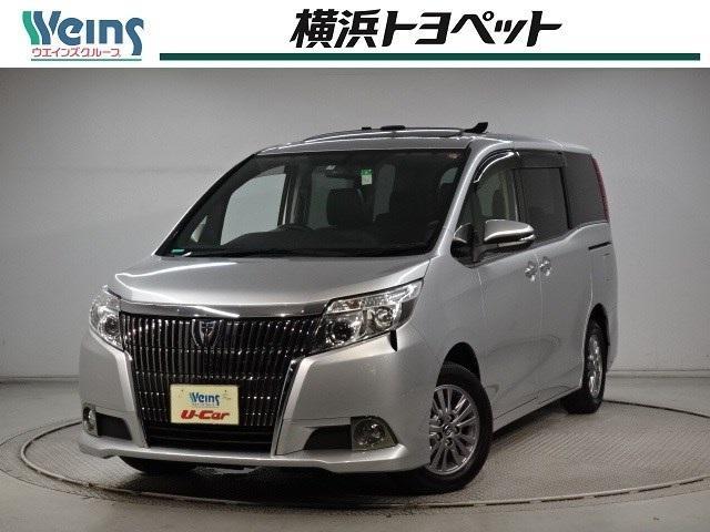 トヨタ Gi 9インチナビ・バックカメラ・サンルーフ