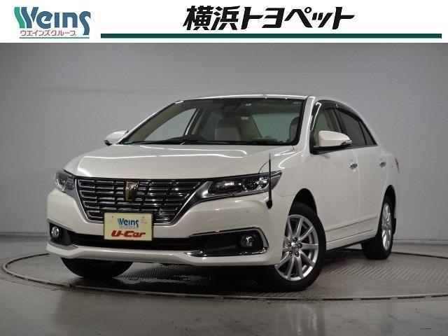 トヨタ 2.0G EXパッケージ ナビTV バックモニ 衝突安全BK