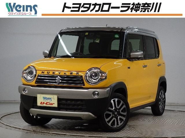 「スズキ」「ハスラー」「コンパクトカー」「神奈川県」の中古車