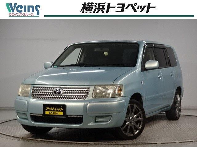 トヨタ サクシードワゴン TX Gパッケージリミテッド メモリーナビ ETC