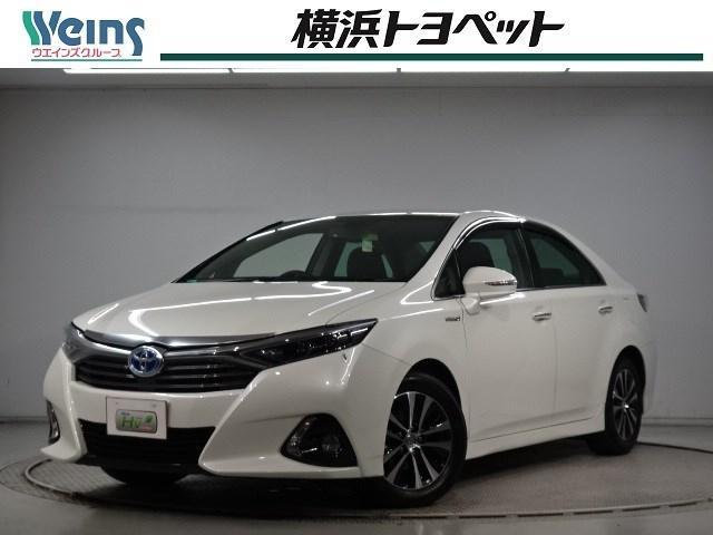 トヨタ SAI S Cパッケージ 純正ナビ・バックカメラ・コーナーポール