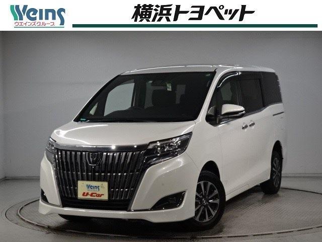 トヨタ Xi 当社社用車 衝突軽減BK 9インチSDナビ 後席TV