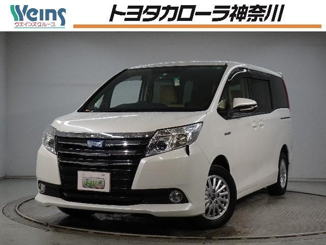 トヨタ HV-G 両側パワスラ メモリーナビ シートヒーター ETC