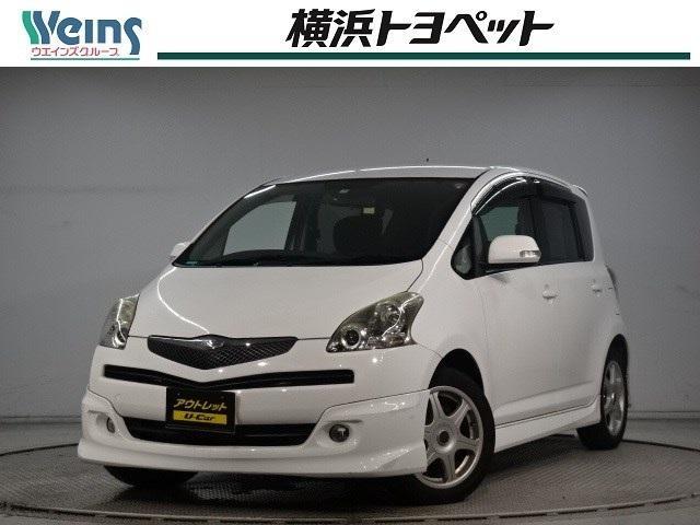 トヨタ X HIDセレクション フルエアロ メモリーナビ