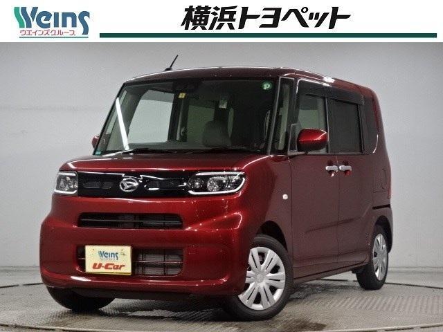 ダイハツ タント Xセレクション 衝突軽減BK・届出済未使用車・シートヒーター