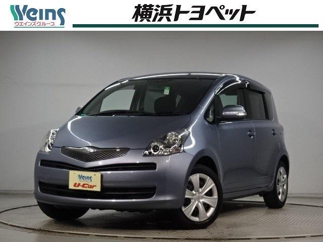 トヨタ X HIDセレクション メモリーナビ ETC