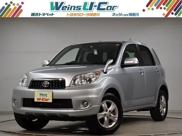 トヨタ ラッシュ G 4WD CDラジオ スマートキー オートエアコン 室内除菌加工済
