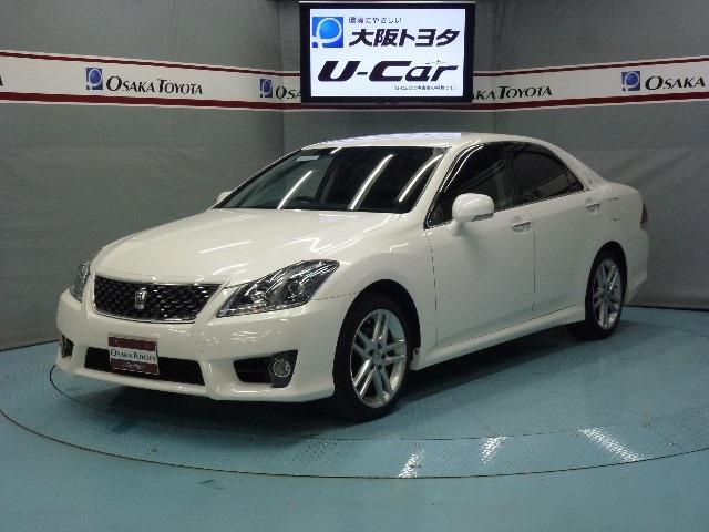 トヨタ 2.5アスリート HDDナビ HID ETC 期間セール