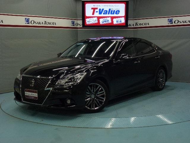 トヨタ アスリートG HDDナビ ETC HIDライト 期間セール